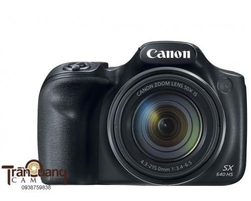 Canon SX540HS  siêu zoom 50X(24mm – 1200mm)