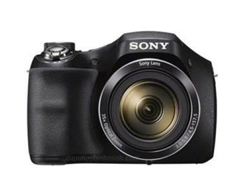 Sony DSC H300  tích hợp zoom quang học 35x