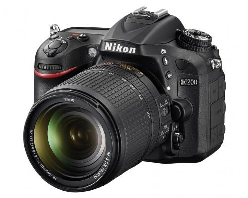 Nikon D7200 Lenkit 18-140VR