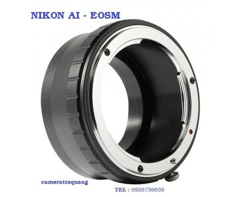 Nikon AI - EOSM