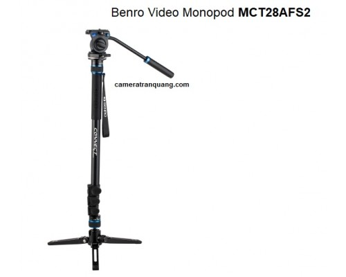 Benro Video Monopod MCT28AFS2