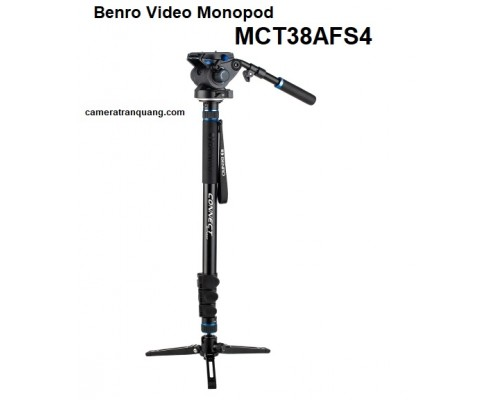 Benro Video Monopod MCT38AFS4