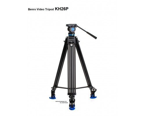 Benro Video Tripod KH26P