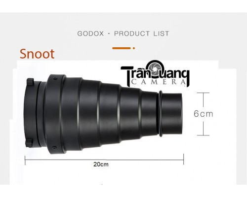 Snoot - Chụp ảnh sản phẩm