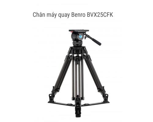 Chân máy quay Benro BVX25CFK