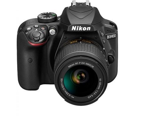 Nikon D3400Lenkit 18-55VR II