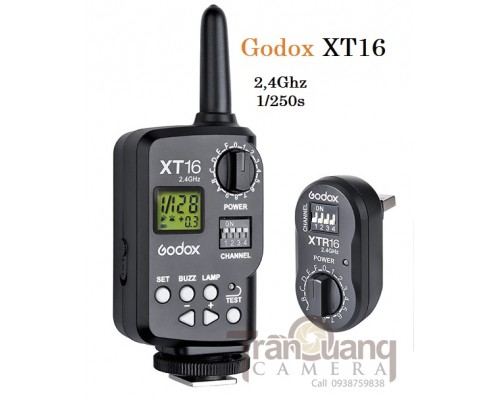 Godox XT-16  (bộ)