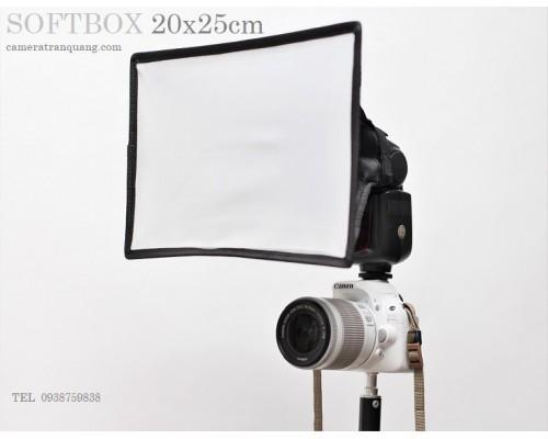 Softbox 20x25cm