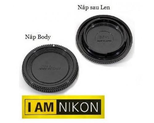 Bodycap NIKON