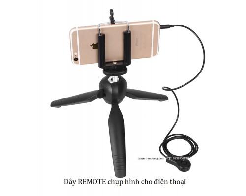 Dây Remote chụp ảnh