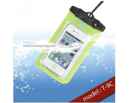 T-9c : Túi chống nước iphone4 /iphone5/HTC