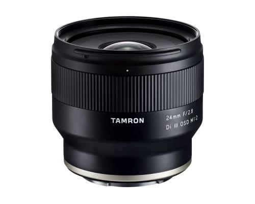 Tamron 24mm F/2.8 Di III OSD M1:2 (Model F050)