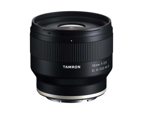 Tamron 34mm F/2.8 Di III OSD M1:2 (Model F050)
