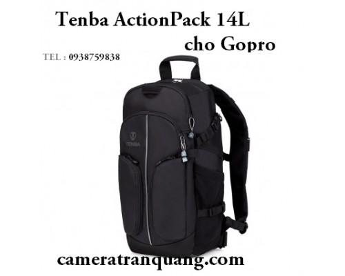 Tenba ActionPack 14L cho Gopro