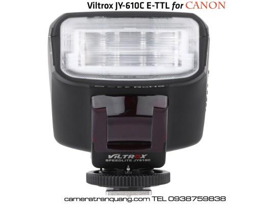 Viltrox JY-610C E-TTL for Canon