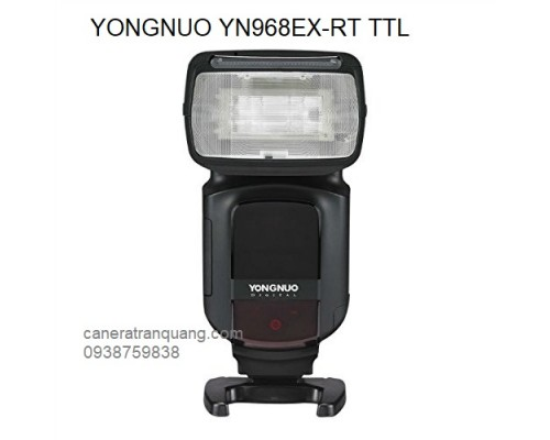 YN968EX-RT TTL Wireless Flash Speedlite   with LED Light
