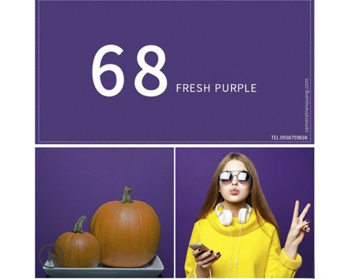 Phông màu số 68 Deep Purple