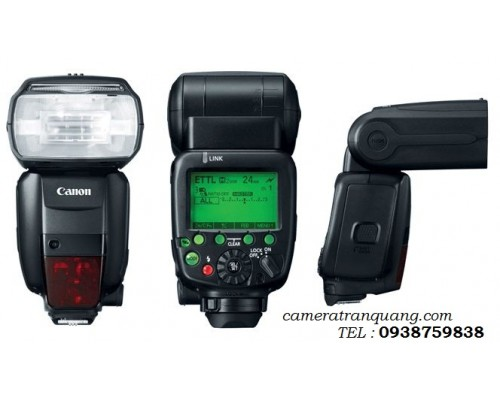 Canon 600EXII RT