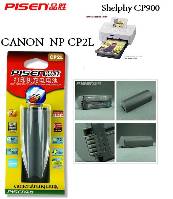 Pin và sạc cho máy in  Canon Shelphy